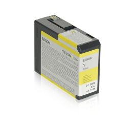 Cartouche EPSON C13T580400 T5804 - Yellow