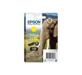 Cartouche EPSON C13T24344012 24XL - Yellow
