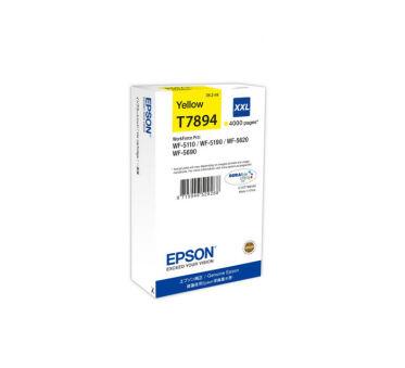 Cartouche EPSON C13T789440 T7894 - Yellow