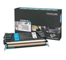 Toner LEXMARK C5220CS C522N, C524 - Cyan