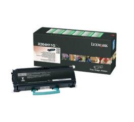 Toner LEXMARK X264H11G X264, X363, X364 - Noir