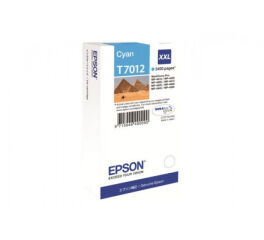 Cartouche EPSON C13T70124010 WP4000/4500 - Cyan