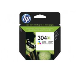 Cartouche HP N9K07AE n°304XL - 3 couelurs