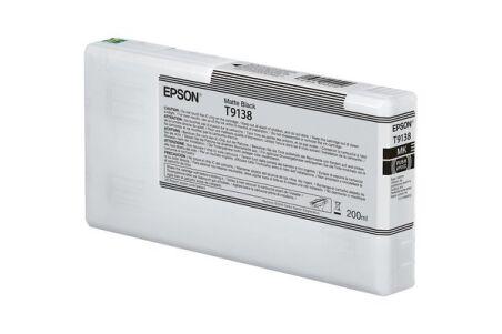 Cartouche EPSON C13T913800 T9138 - Noir