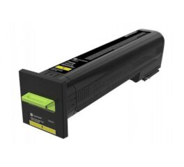 Toner LEXMARK 72K2XYE CS820 - Yellow