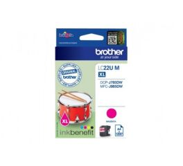 Cartouche BROTHER LC22UM - Magenta