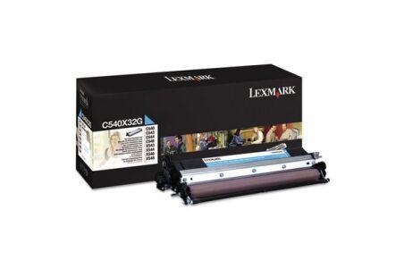 Unité developpeur LEXMARK C540X32G C54X/X54X - Cyan