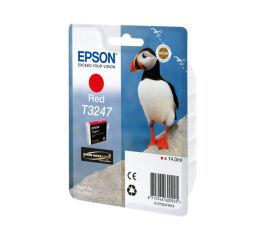 Cartouche EPSON C13T32474010 T3247 - Rouge