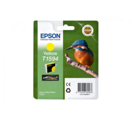 Cartouche EPSON C13T15944010 T1594 - Yellow