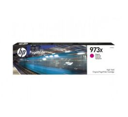 Carotuche HP F6T82AE n°973X - Magenta