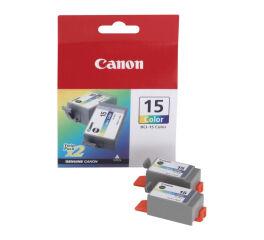 Pack de 2 cartouche CANON 8191A002 BCI-15 - 3 couleurs