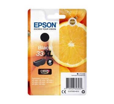 Cartouche EPSON C13T33514012 33XL - Noir