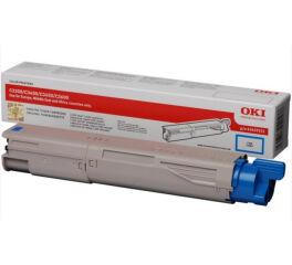 Toner OKI 43459331 C33/34X0/3600 - Cyan