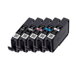 Pack cartouche CANON 6403B007 PGI-72-Noir Photo + 3 couleurs