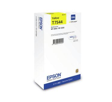 Cartouche EPSON C13T754440 XXL - Yellow