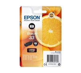 Cartouche EPSON C13T33414012 - Noir
