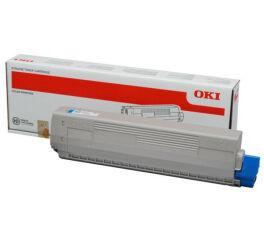 Toner OKI 44844507 C800, 831 C841 - Cyan