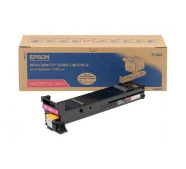 Toner EPSON C13S050491 CX28DN - Magenta