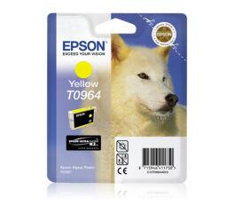 Cartouche EPSON C13T09644010 T0964 - Yellow