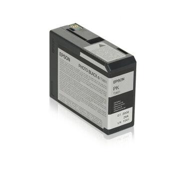 Cartouche EPSON C13T580100 T5801- Noir