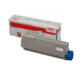 Toner OKI 44315305 C600-700 - Yellow