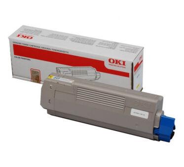 Toner OKI 44315305 C600-700 - Yellow