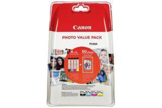 Cartouche CANON 0332C005 CLI-571XL - Noir + 3 couleurs