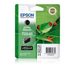 Cartouche EPSON C13T05484010 Sér. GRENOUILLE-Noir Mat Pigme.