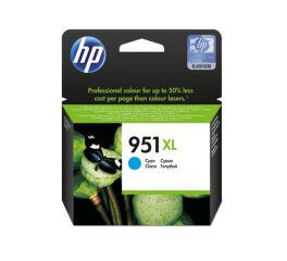 Cartouche HP CN046AE n°951XL - Cyan