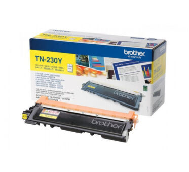 Toner BROTHER TN-230Y - Yellow