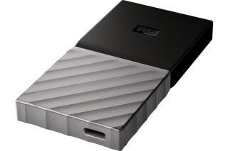 DD EXT. 2.5'' WD My Passport SSD USB 3.1 Type-C - 256 Go