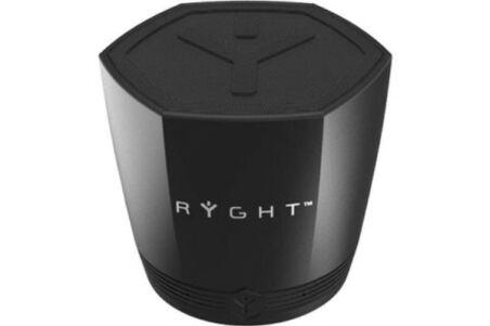 RYGHT Mini Enceinte nomade Exago Jack 3.5 mm Noir