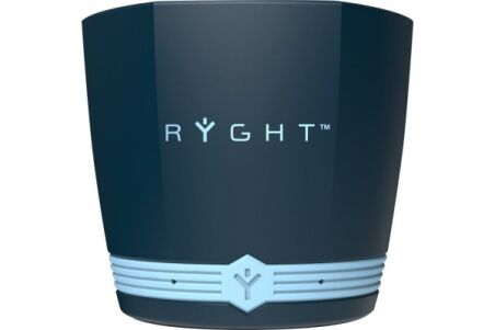 RYGHT Mini Enceinte nomade Exago Jack 3.5 mm Bleu/Petrole