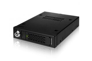 "ICY DOCK Rack amovible MB991SK-B 1 disque SATA 2.5"""