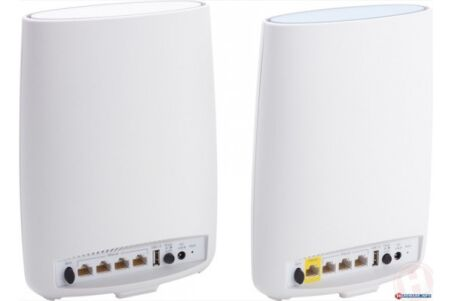 Netgear RBK50 kit orbi AC3000 WiFi tribande base+routeur 350