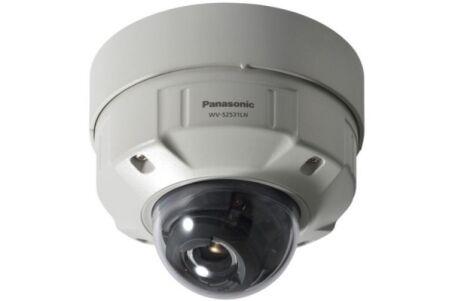 Panasonic WV-S2531LN Caméra Dôme IP Ext. Antivandale