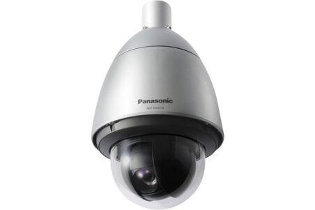 Panasonic WV-SW395A Caméra Dôme IP PTZ Antivandale Ext. IP66