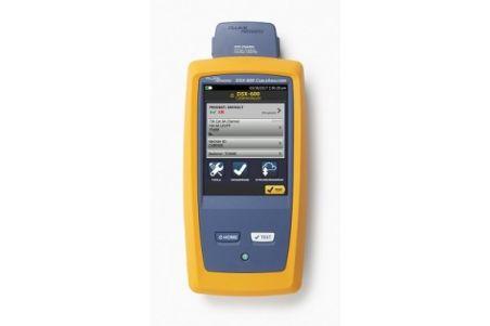 Fluke certificateur DSX-600