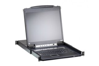 Aten CL5716iN console lcd 19' kvm ip 16 ports VGA/USB-PS2