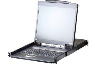 Aten CL5708iM console lcd 17' kvm ip 8 ports VGA/USB-PS2