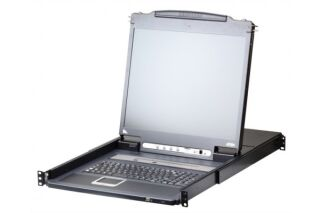 Aten CL5716iM console lcd 17' kvm IP 16 ports VGA/USB-PS2