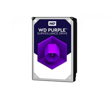 DD 3.5'' SATA III WESTERN DIGITAL Purple - 3To
