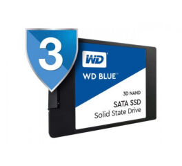 DISQUE SSD WD 3D NAND SSD Blue 2.5'' SATA III - 2To