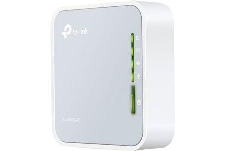 Tp-link TL-WR902AC routeur wifi AC750 de voyage