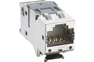 LEONI KERPEN MegaLine Connect45 PRO embase noyau RJ45 CAT6A STP ISO (lot de 24)