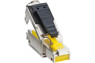 LEONI KERPEN MegaLine Connect45 plug RJ45 de terrain CAT6A STP ISO