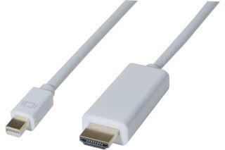 Cordon Mini DisplayPort 1.1 vers HDMI - 3m