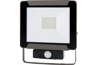 Projecteur LED 20 W 4000°K avec détecteur