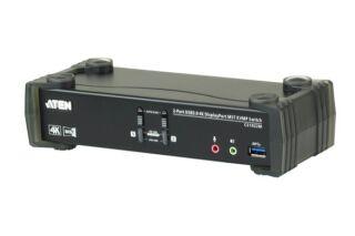 Aten CS1922M switch KVM Double écran DP 1.2 + HDMI 2.0/USB -
