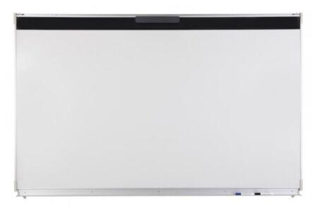 Tableau BASIC+ 130x220 cm, émail e3 blanc feutre